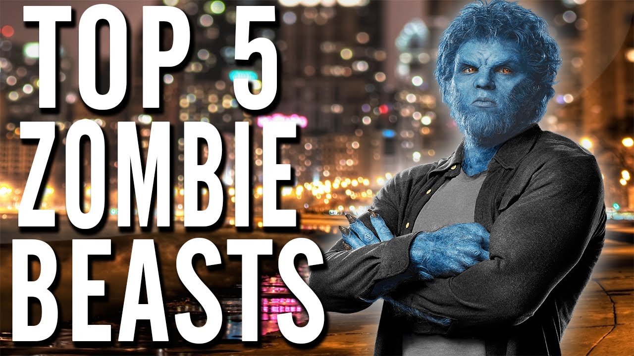 Top 5 Zombie Beasts Top 5 Zombie Gamers Top 5 Zombie