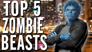 """Top 5 Zombie Beasts""/""Top 5 Zombie Gamers""/""Top 5 Zombie YouTubers""! ""Call of Duty Zombies""!"