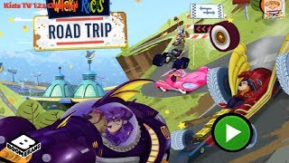 Wacky Races: Road Trip-Complete a Series of Challenges to Win (Boomerang Games)| Kids TV 123 Channel