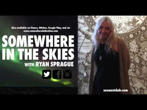 Somewhere in the Skies - Episode 06: Susan Demeter-St. Clair: UFOs and the Parapsychological