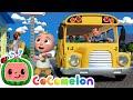 Wheels on the Bus!   CoComelon Nursery Rhymes & Baby Songs   Moonbug Kids