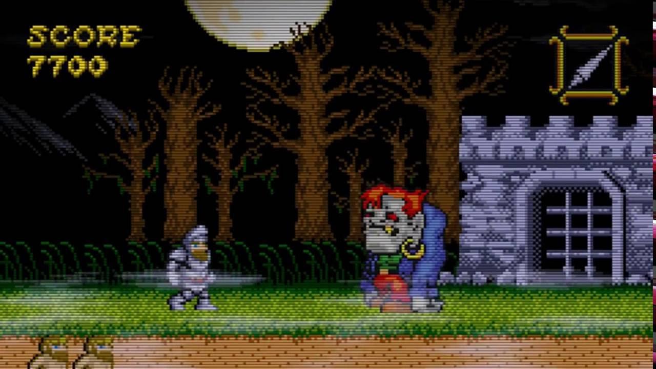 Indie Retro News: Ghosts 'n Demons - Ghosts 'n Goblins adaptation
