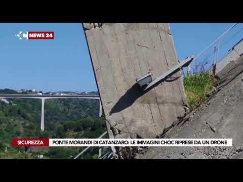 Crepa su asfalto Ponte morandi A10 Genova 2 giorni prim...   Doovi