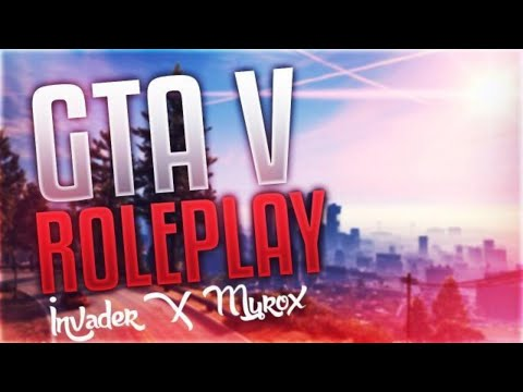 GTA 5 Roleplay bank robbery with  Pola Kabaria | Mr.Invader