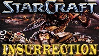 StarCraft: Insurrection Remastered Terran Mission 08 [New Dresdin]