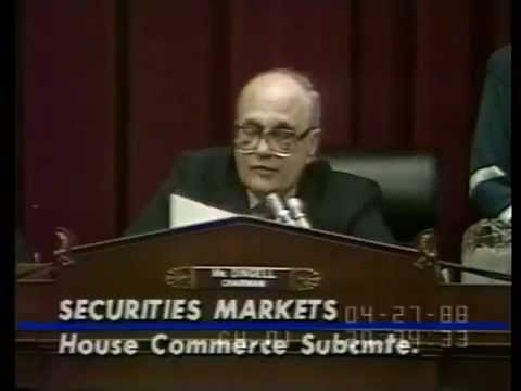 How Corrupt Are Securities Markets The High Yield Debt Market   Private Equity 1988