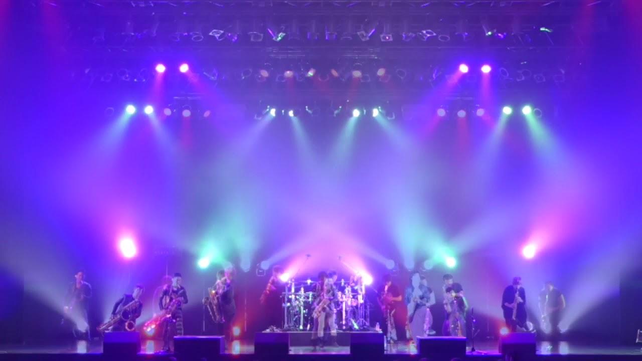 Tokyo Rock'n SAX Zepp Tokyo live