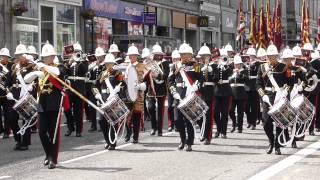 Airborne Forces Day 2015 Aberdeen - 4th Battalion Parachute Regiment
