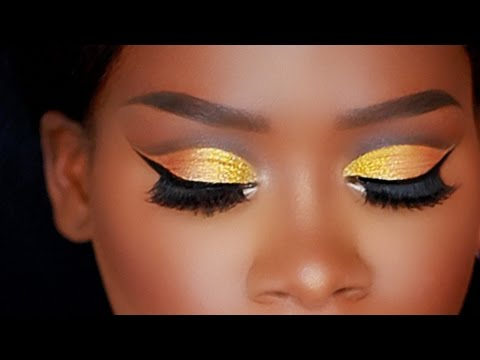 aa3936803c2 Juvia's Place Masquerade Palette | Gold Cut Crease for Hooded Eyes ...