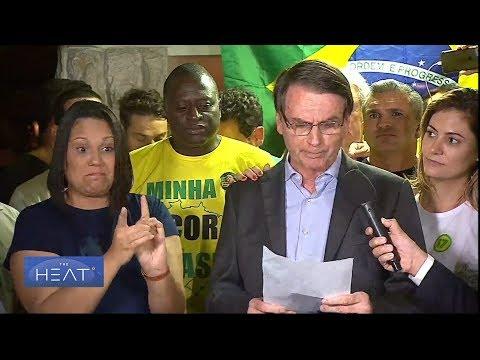 The Heat: Brazil's President-elect Jair Bolsonaro Pt1