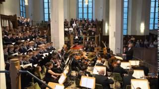 Thomanerchor Leipzig Wer mich liebet der wird mein Wort halten BWV 74 MDR FIGARO 19.6.15