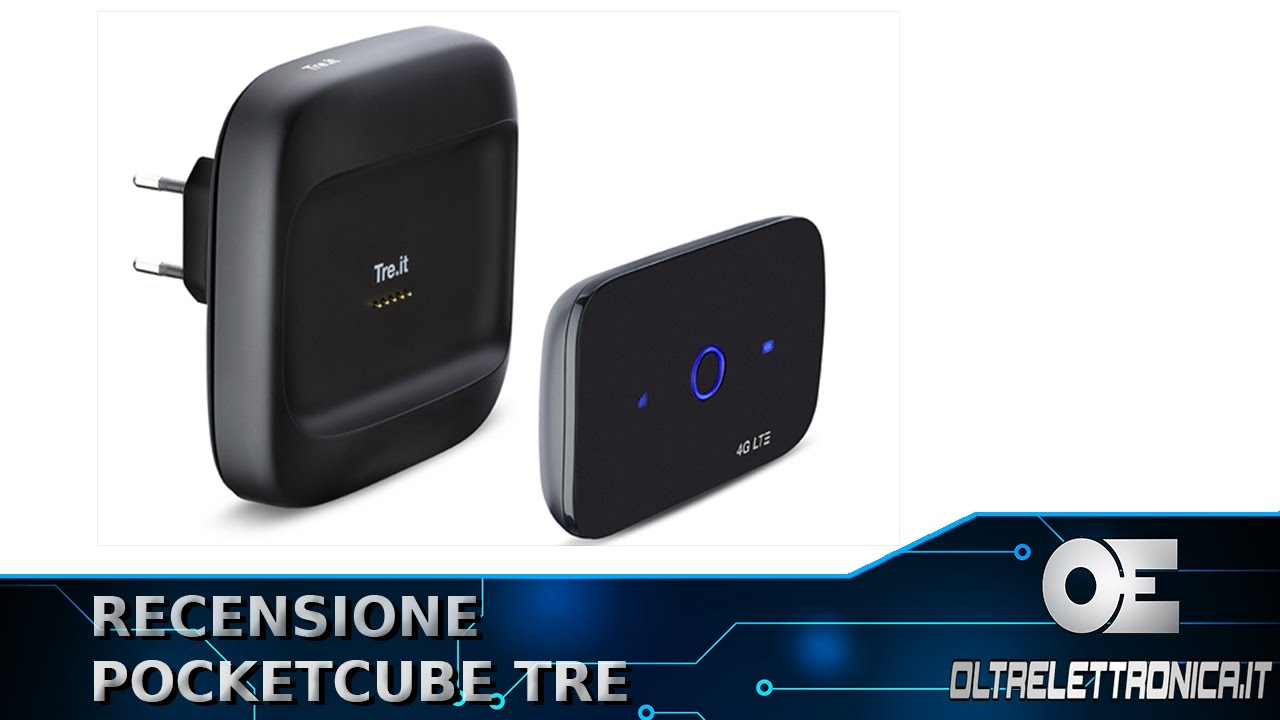 Recensione pocket cube Tre - YouTube