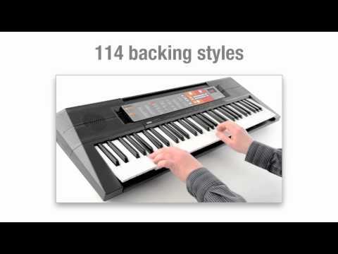 Yamaha PSR-F50 Portable Home Keyboard Introduction