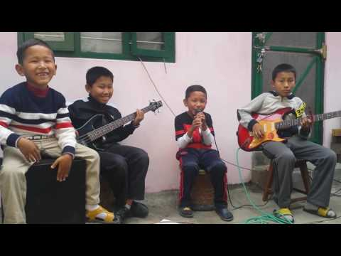 Let her go cover by Four Brothers