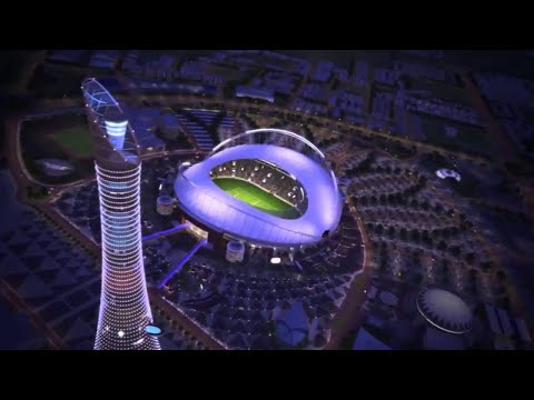 Qatar FIFA World Cup khalifa international stadium open 1st day