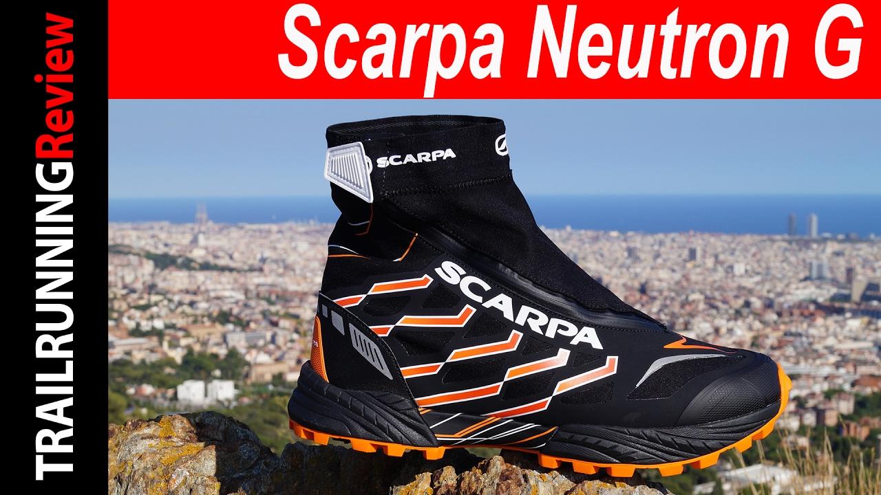 Scarpa Neutron G Review - YouTube
