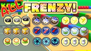 ALL FRENZY MODES!! Mario Kart Tour Special