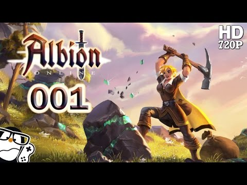 Albion Online Alpha #001 – Ultima Online 2.0? [Deutsch|German] Let´s Play Albion Online