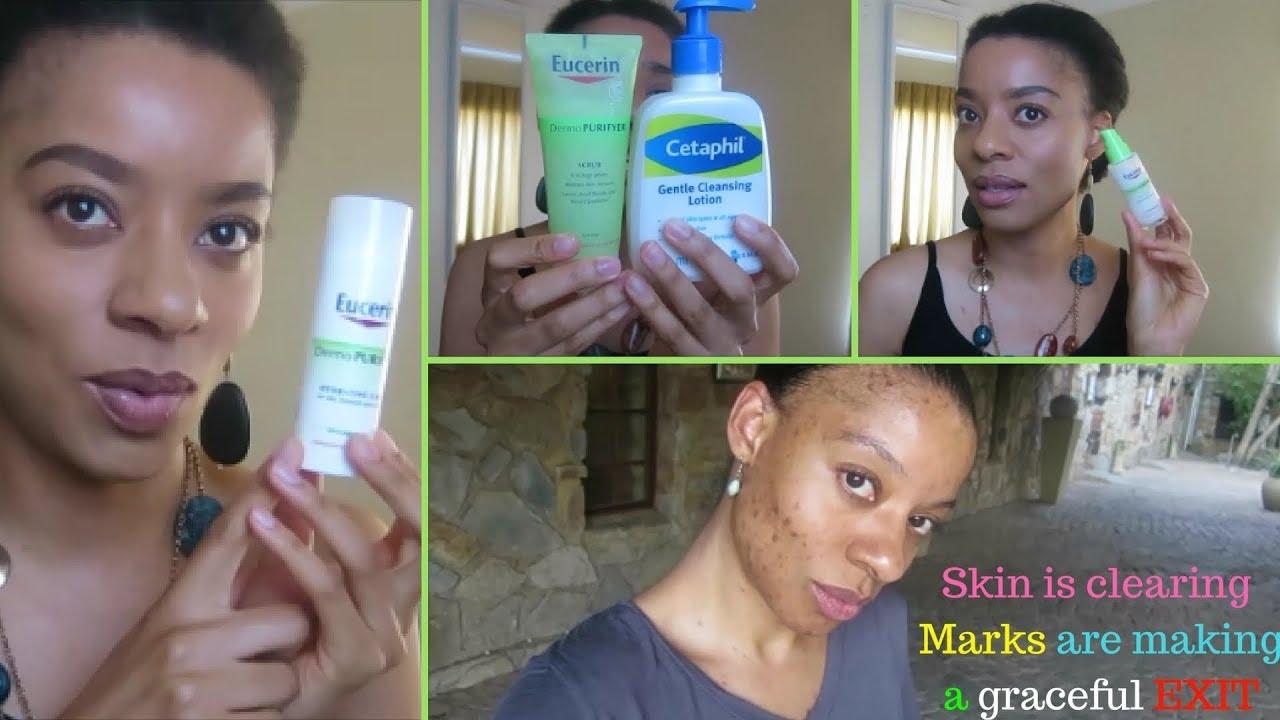 eucerin oily skin reviews