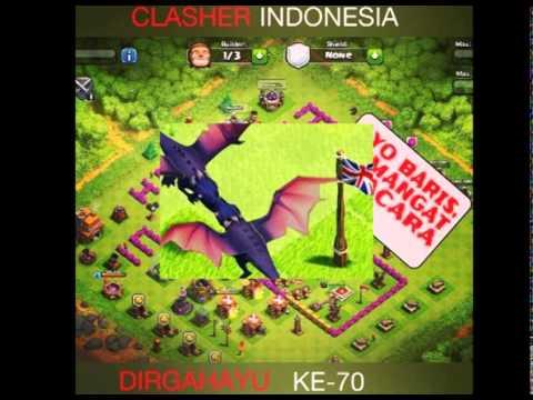 Clash Of Clans Lucu Banget Part