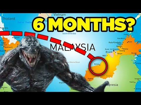 Venom Timeline Explained! WHERE WAS RIOT? (6 Month Trip Breakdown)