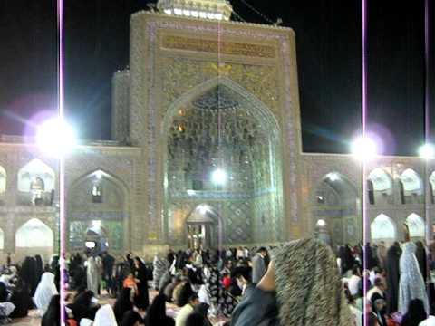 mashhad zairat by sheeraz ali ansari sehwan sharif