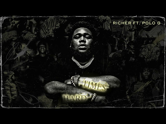 Rod Wave - Richer ft. Polo G (Official Audio)