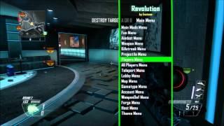 Black ops 2 - Revolution Mod Menu