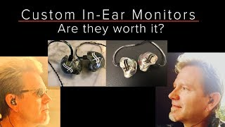 CUSTOM IN-EAR MONITORS - Really worth $1000?! - ULTIMATE EARS PRO - Guitar Discoveries #37