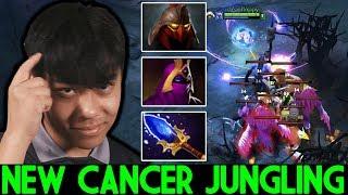 ANA [IO] New Cancer Sleep in Jungle Next Level Plays 7.22 Dota 2