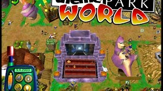 Theme Park World - Test \ Review - DE - GamePlaySession - German