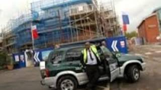Construction Site Security in London