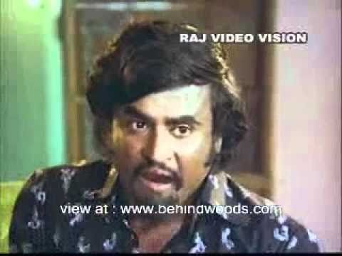 Super Star RAJNIKANTH- Awesome Cigarette Flipping in Style  .
