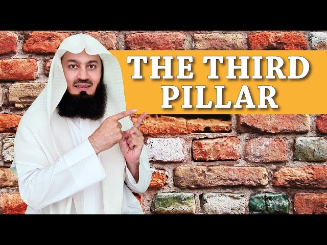 The Third Pillar of Islam - Mufti Menk