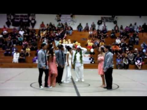 Kohala High School Homecoming 2013
