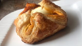 Puff pastry dough recipe  homemade puff pastry sheets recipe