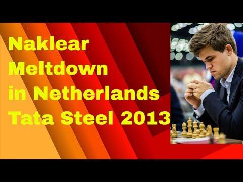 Naklear Meltdown in Netherlands