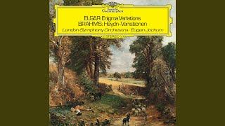 Play Variations on a Theme by Haydn, Op. 56a St. Anthony Variations Theme. Andante