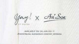 Video YAY! By Raisa - It's Happening Now! download MP3, 3GP, MP4, WEBM, AVI, FLV Agustus 2017
