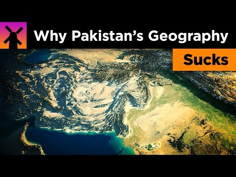 Why Pakistan's Geography