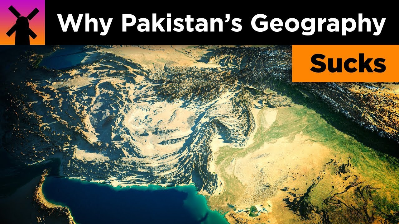 Download Why Pakistan's Geography Sucks