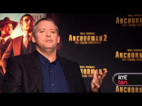 Anchorman Director - We Love Adam McKay!