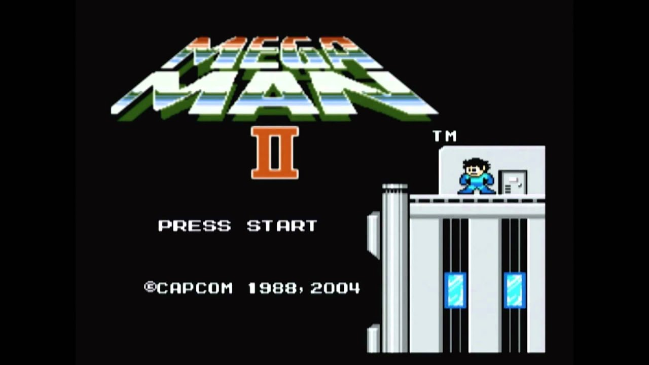 Image result for Mega Man 2 1920x1080