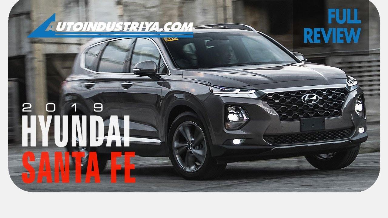 2019 Hyundai Santa Fe Crdi Gls Car Reviews