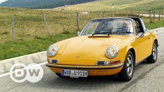Einmalig: Porsche 911 Targa   DW Deutsch