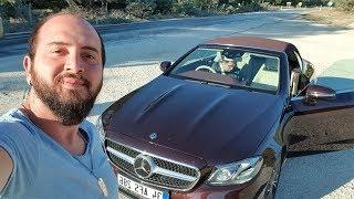 Sürücüsüz takılan Mercedes
