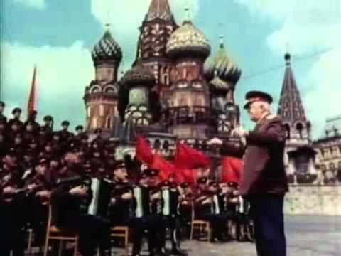 Russian Red Army Choir - Let's Go!