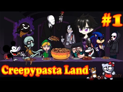 Creepypasta Land en Español Capítulo 1: !! Jeff y Slender AT