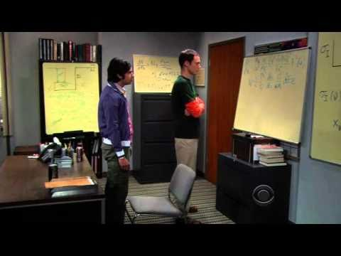 Big Bang Theory - Theoretical Physics