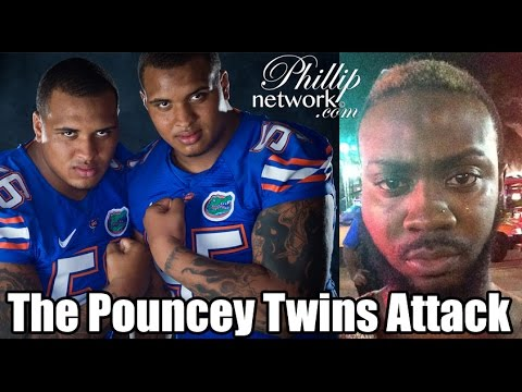 Nfl Players The Pouncey Twins Attack Instagram Star Ricky